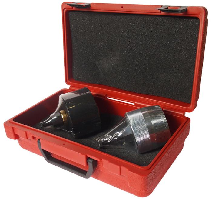 JTC Приспособление для снятия и установки коленчатого вала BMW (N55). JTC-4368CA-3505Используется для снятия и установки переднего сальника коленвалаПрименение: BMW N55.Оригинальный номер: 110370/119230.Оригинальный номер сальника: 7593353-05.Габаритные размеры: 240/160/120 мм. (Д/Ш/В)Вес: 2630 гр.
