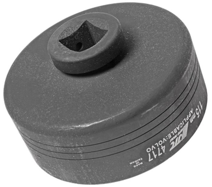 JTC Головка ступичная (VOLVO). JTC-4717CA-3505Головка ступичная JTCОписание Применяется для демонтажа крышки передней/задней оси грузовых автомобилей Вольво (Volvo). Размеры: под ключ 1, 115 мм. (8 граней). Габаритные размеры: 160/150/80 мм. (Д/Ш/В) Вес: 2400 г.