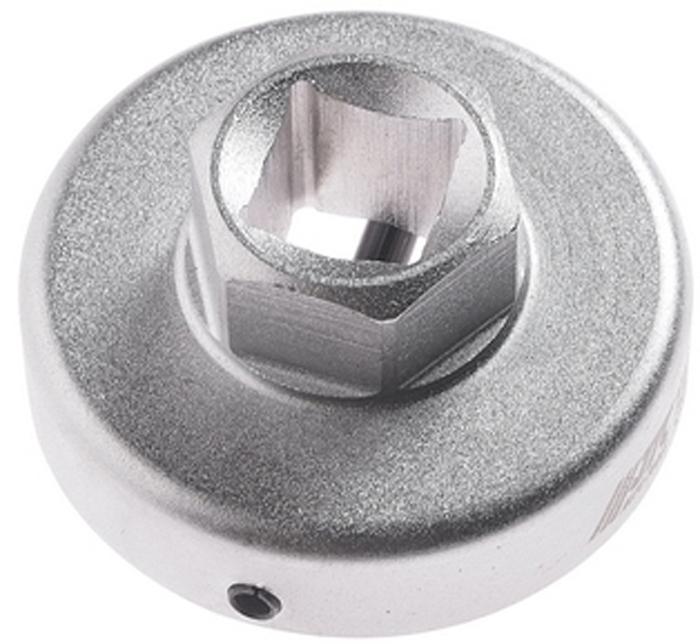 """JTC Съемник масляного фильтра (для дизельных двигателей VW, AUDI с фильтрами MANN, MAHLE и KNECHT. JTC-4742CA-3505Инструмент применяется для снятия масляного фильтра. Применение: дизельные двигатели Фольксваген (Volkswagen), Ауди (Audi) с фильтрами MANN, MAHLE и KNECHT. Применяется с ключом 1/2"""" или 22 мм.Габаритные размеры: 115/75/30 мм. (Д/Ш/В)Вес: 125 гр."""