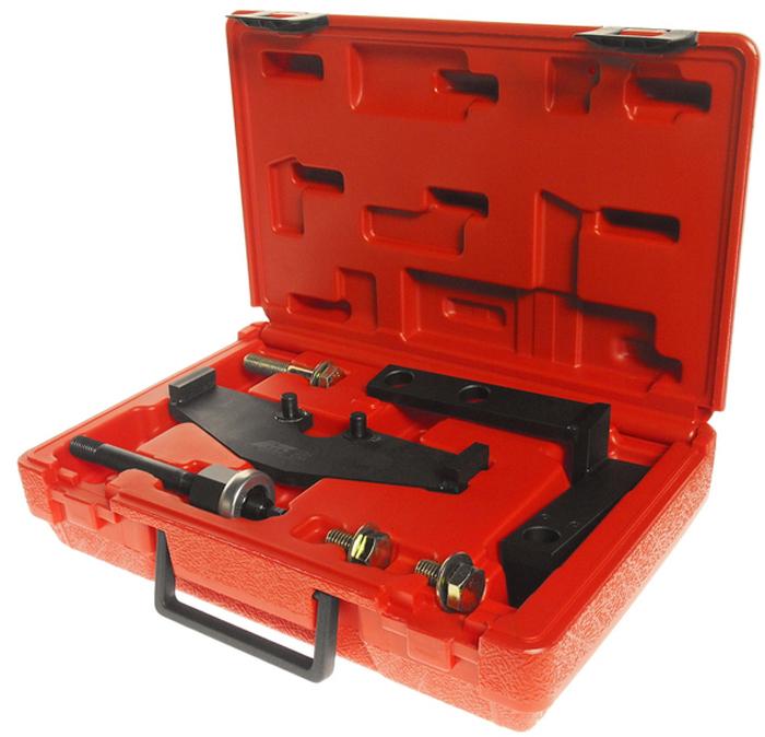 JTC Набор фиксаторов (BMW MINI). JTC-4762CA-3505Предназначен для установки и снятия распредвала или его различных элементов. Применяется для проверки и установки фаз ГРМ. Тип двигателя: W10B16AA-2001-06 Cooper, W10B16BA-2001-06 Cooper S, W11B16AA-2001-06 One. Габаритные размеры упаковки: -/-/- мм. (Д/Ш/В)