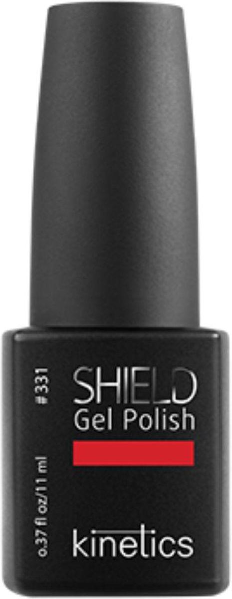 Kinetics Гель-лак Shield, 11 мл, тон 331Satin Hair 7 BR730MNГель-лак Kinetics Shield - формула нового поколения трехфазного гель-лака. Роскошный маникюр с гель-лаком Shield сохраняется в течение 3-х недель, прочен, устойчив к царапинам и другим механическим повреждениям. Гель-лаки Shield не скалываются, не теряют яркости цвета, не требуют коррекции. Стойкий зеркальный глянец в течение всего срока ношения. Самовыравнивающаяся текстура - не утяжеляет ногти Европейский дизайн + колпачок soft-touch Гипоаллергенность - 7Free Гель-лак Shield наносится кисточкой из флакона так же, как лак. Идеальная форма кисточки позволяет ровно и максимально быстро полностью покрывать всю поверхность ногтевой пластины. Гель-лак Shield не повреждает натуральные ногти, не требует перерыва в ношении Абсолютный победитель в номинации Лучшая насыщенность цвета и легкость нанесения гель-лака в рамках конкурса INTERNAILCHARM.