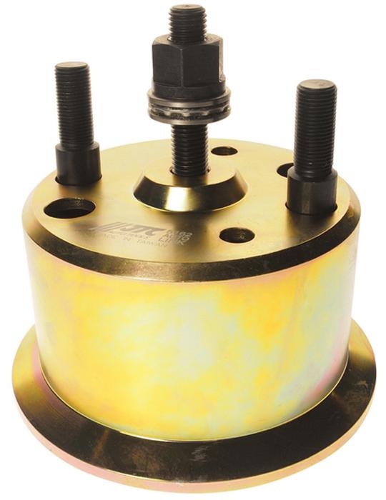 JTC Приспособление для замены сальника коленвала NISSAN UD (CW 520, CW 530). JTC-5162CA-3505Используется для замены заднего сальника коленчатого вала.Применение: Ниссан (Nissan) UD: CW520, CW530.Номер сальника: BZ5333E (для CW520), BZ4938E (для CW530).