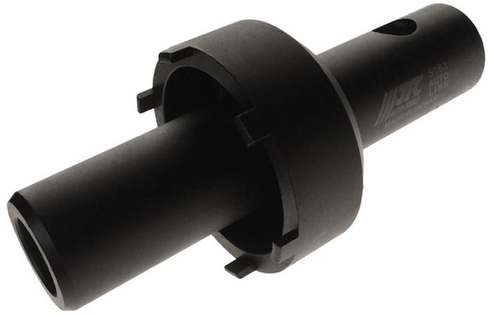 """JTC Съемник гайки задней оси 3/4"""" DR X 91.5mm / 6PT MERCEDES JTC. JTC-5163RC-100BWCПод ключ 3/4.Размер: 3/4 Dr. Х 91.5 мм. 6 граней.Оригинальный номер: 749589020700."""