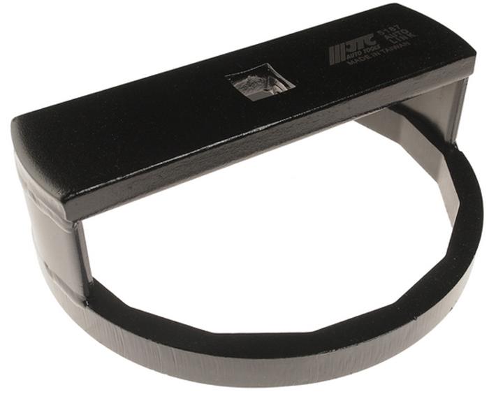 JTC Съемник масляного фильтра ISUZU. JTC-518798298123_черныйИспользуется для снятия и установки масляного фильтра.Применение:ISUZU 4.9т, 6.5т, 8.7т, 9.5т, 11т, 17т.HINO 17т. (Евро 4) Размер: 1/2 Dr. x 118 мм. 16 граней.