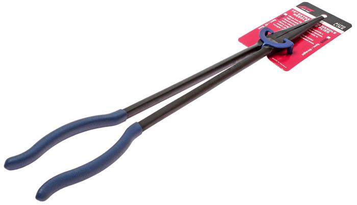 JTC Длинногубцы прямые, с удлиненными рукоятками. JTC-5909RC-100BWCРукоятки диаметром 8 мм и сужающаяся рабочая часть обеспечивают высокую функциональность инструмента. Рабочее усилие: до 15 кг/см². Покрытие выполнено из специального закаленного пластика. Тип: 0º, прямой. Длина: 407 мм. (16) Габаритные размеры: 415/60/15 мм. (Д/Ш/В) Вес: 417 гр.