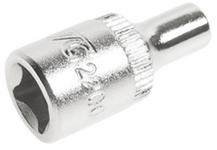 JTC Головка торцевая TORX 1/4 х E4. JTC-22004RC-100BWCИзготовлен из высококачественной хром-молибденовой стали.Размер: 1/4х Е4.Общая длина: 25 мм.Количество в оптовой упаковке: 10 шт. и 200 шт.