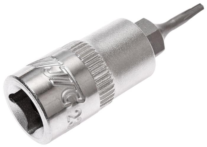 JTC Головка с насадкой TORX 1/4 х T6, длина 37 мм. JTC-23706CA-3505Изготовлена из закаленной хром-ванадиевой стали. Размер: 1/4хТ6. Общая длина: 37 мм. Длина насадки: 15 мм. Габаритные размеры: 37/12/12 мм. (Д/Ш/В) Вес: 19 г.РазмерУсилие max., lb-inУсилие max., Н·мT10,850,097T21,250,141T32,250,254T43,300,373T54,600,51T68,000,90T715,001,70T823,002,60T930,003,39T1040,004,52T1568,007,69T20112,0012,66T25168,0018,99T27238,0026,90T30331,0037,40T40576,0065,03T45916,00103,50T501405,00158,75T552272,00256,71T603942,00445,39T706203,00700,94T809277,001048,30T9013125,001483,12T10018131,002048,80