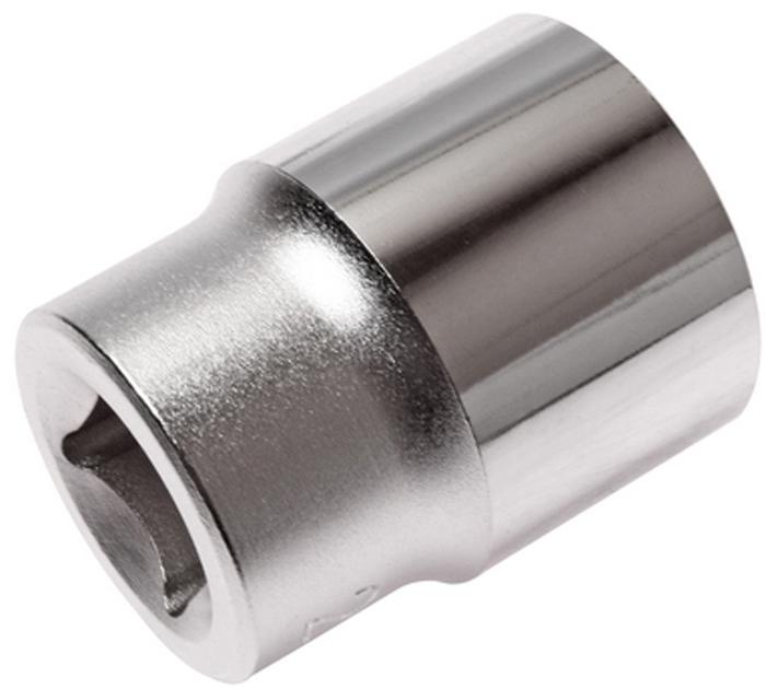 """JTC Головка торцевая 6-гранная 1/2 х 22 мм, длина 38 мм. JTC-43822CA-35056 граней, метрический размер.Изготовлена из закаленной хром-ванадиевой стали.Размер: 1/2""""х22 мм. Длина: 38 мм.Количество в оптовой упаковке: 10 шт. и 200 шт.Габаритные размеры: 38/30/30 мм. (Д/Ш/В)Вес: 98 гр."""