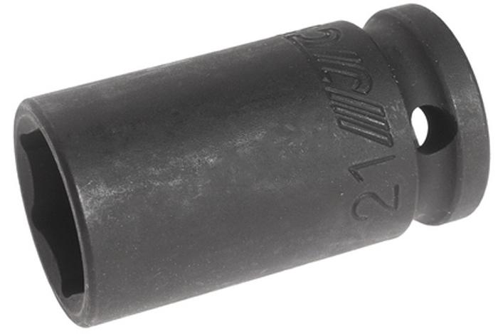 """JTC Головка торцевая ударная средней глубины, 6-гранная. JTC-445521RC-100BWC6 граней, метрический размер.Диаметр: 30 мм.Общая длина: 55 мм.Размер: 1/2"""" Dr.х21 мм.Изготовлена из высококачественной хром-молибденовой стали.Количество в оптовой упаковке: 10 шт. и 200 штГабаритные размеры: 55/30/30 мм. (Д/Ш/В)Вес: 170 гр."""