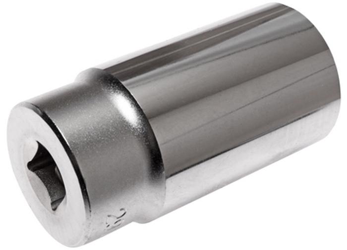 """JTC Головка торцевая глубокая 6-гранная 1/2 х 29 мм, длина 76 мм. JTC-47629RC-100BWC6 граней, метрический размер.Изготовлена из закаленной хром-ванадиевой стали.Размер: 1/2""""х29 мм. Общая длина: 76 мм.Количество в оптовой упаковке: 7 шт. и 56 шт.Габаритные размеры: 76/39/39 мм. (Д/Ш/В)Вес: 379 гр."""
