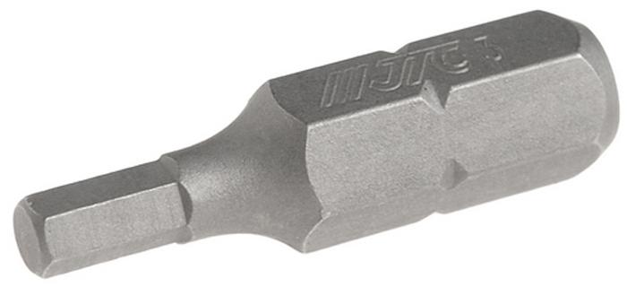 JTC Вставка 1/4DR 6-гранная 3x25 мм. JTC-1152503RC-100BWCРазмер: 3 х 25 мм.Квадрат: 1/4 DR, 6-гранная.Материал: S2 сталь.