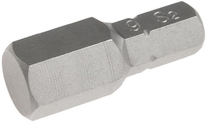 JTC Вставка 1/4DR 6-гранная 9x25 мм. JTC-1152509CLP446Размер: 9 х 25 мм.Квадрат: 1/4 DR, 6-гранная.Материал: S2 сталь.