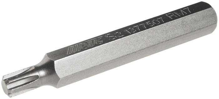 JTC Вставка 10 мм Ribe удлиненная М7х75 мм. JTC-1377507RC-100BWCРазмер: М7.Общая длина: 75 мм.Длина насадки: 10 мм удлиненная Ribe.Материал: S2 сталь.