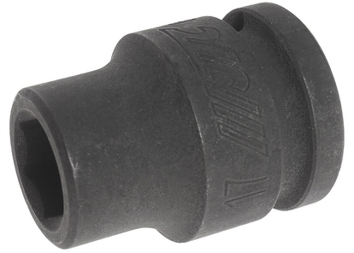 """JTC Головка торцевая ударная 6-гранная 3/4 х 17 мм, длина 50 мм. JTC-645217RC-100BWC6 граней, метрический размер.Диаметр: 17 мм., ширина - 28.5 мм.Общая длина: 50 мм.Размер: 3/4"""" Dr.Изготовлена из высококачественной хром-молибденовой стали.Габаритные размеры: 50/35/35 мм. (Д/Ш/В)Вес: 240 гр."""