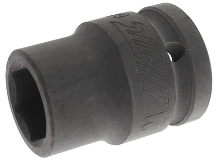 """JTC Головка торцевая ударная 6-гранная 3/4 х 21 мм, длина 52 мм. JTC-645221CA-35056 граней, метрический размер.Диаметр: 21 мм., ширина - 32 мм.Общая длина: 52 мм.Размер: 3/4"""" Dr.Изготовлена из высококачественной хром-молибденовой стали.Габаритные размеры: 50/35/35 мм. (Д/Ш/В)Вес: 240 гр."""