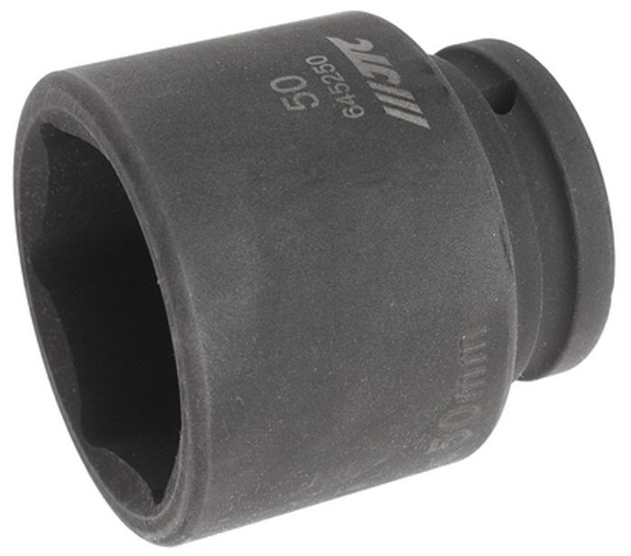 """JTC Головка торцевая ударная 6-гранная 3/4 х 50 мм, длина 72 мм. JTC-645250CA-35056 граней, метрический размер.Диаметр: 50 мм., ширина - 71 мм.Общая длина: 72 мм.Размер: 3/4"""" Dr.Изготовлена из высококачественной хром-молибденовой стали.Габаритные размеры: 80/80/80 мм. (Д/Ш/В)Вес: 1160 гр."""