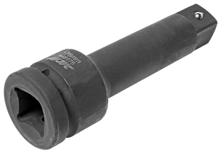 JTC Удлинитель ударный 1, длина 175 мм. JTC-848175JTC-848175Удлинитель-переходник ключа ударный JTCОписание Специальная конструкция с фиксирующим шариком. Размер: 1DR. Длина: 7/175 мм. Габаритные размеры: 200/90/80 мм. (Д/Ш/В) Вес: 1537 г.