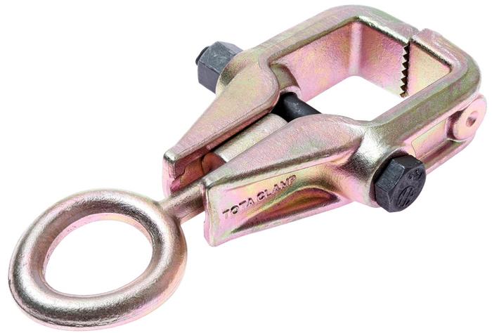 JTC Захват для кузовных работ однонаправленный, рабочее усилие 3 т. JTC-C102CA-3505 Рабочее усилие 3 т. Размер болта: 14 мм.Øх120 мм. Захват однофункциональный. Количество в оптовой упаковке: 12 шт. Габаритные размеры: 250/150/50 мм. (Д/Ш/В) Вес: 2039 гр.