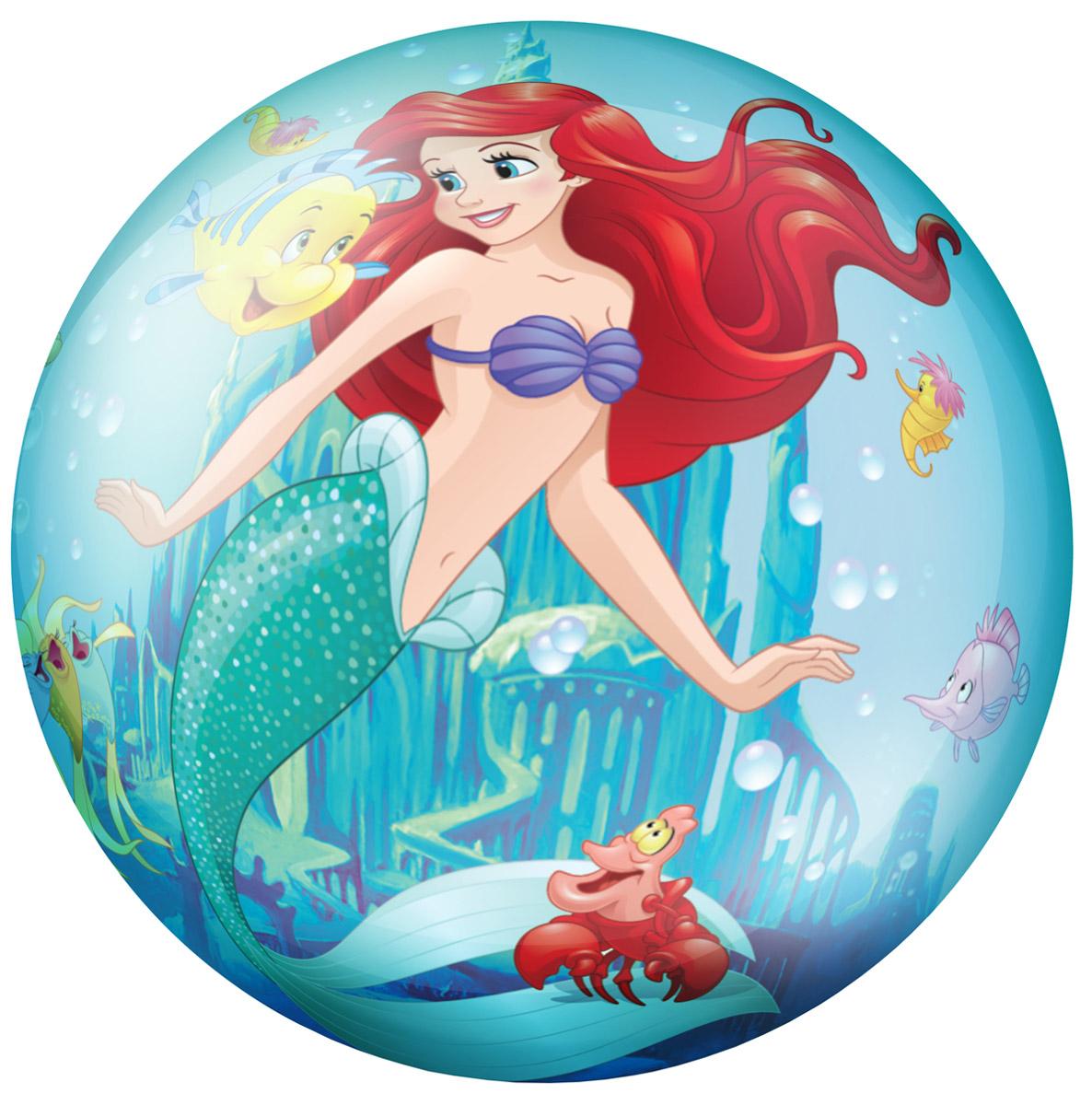 Fresh Trend Мяч Принцессы цвет голубой 15 см