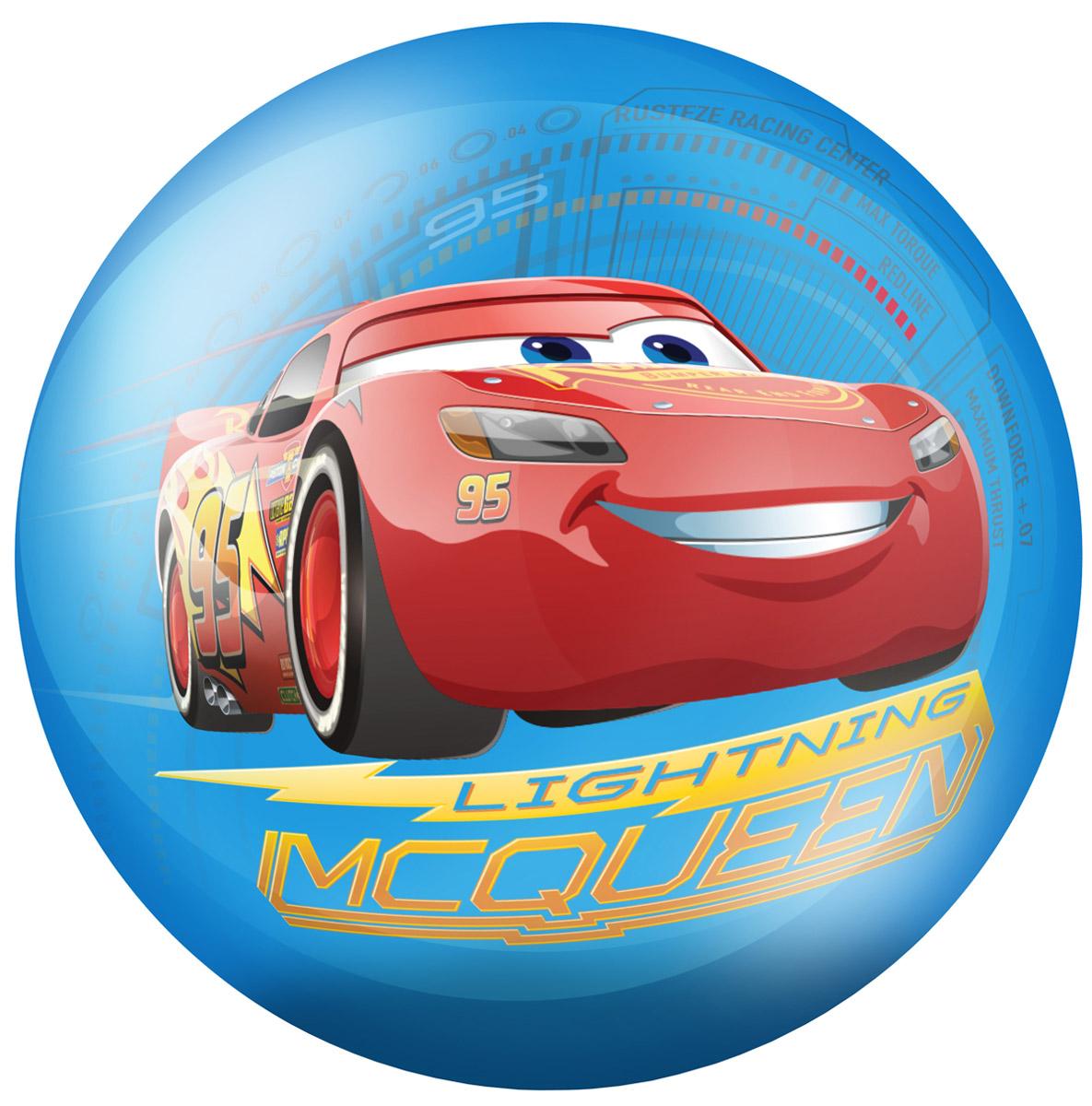 Fresh Trend Мяч Тачки цвет синий 15 см