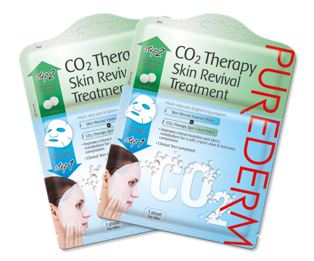 Purederm Набор 2в1: Восстанавливающая маска для лица, 23 г + Патчи локального действия с CO2, 2 шт2N589899Многоступенчатая программа для восстановления и сияния кожи, которая состоит из восстанавливающей маски для лица на тканевой основе и патчей с CO2. Восстанавливающая маска – интенсивное средство для улучшения цвета лица и сияния кожи, содержит комплекс, способствующий восстановлению кожи с никотинамидом и смягчающими компонентами. Маска способствует осветлению темных пятен и общего улучшения цвета кожи. Натуральное волокно тканевой маски сохраняет больше влаги, помогая активным веществам глубоко проникать через поры. Патчи с CO2: при взаимодействии с восстанавливающей маски с патчами CO2 карбоновая кислота распределяется по поверхности кожи и выделяется CO2 (углекислый газ), усиливая микроциркуляцию и метаболизм кожи для сияющего, свежего и здорового цвета лица.Изготовлено на основе запатентованной технологии, клинически протестировано.