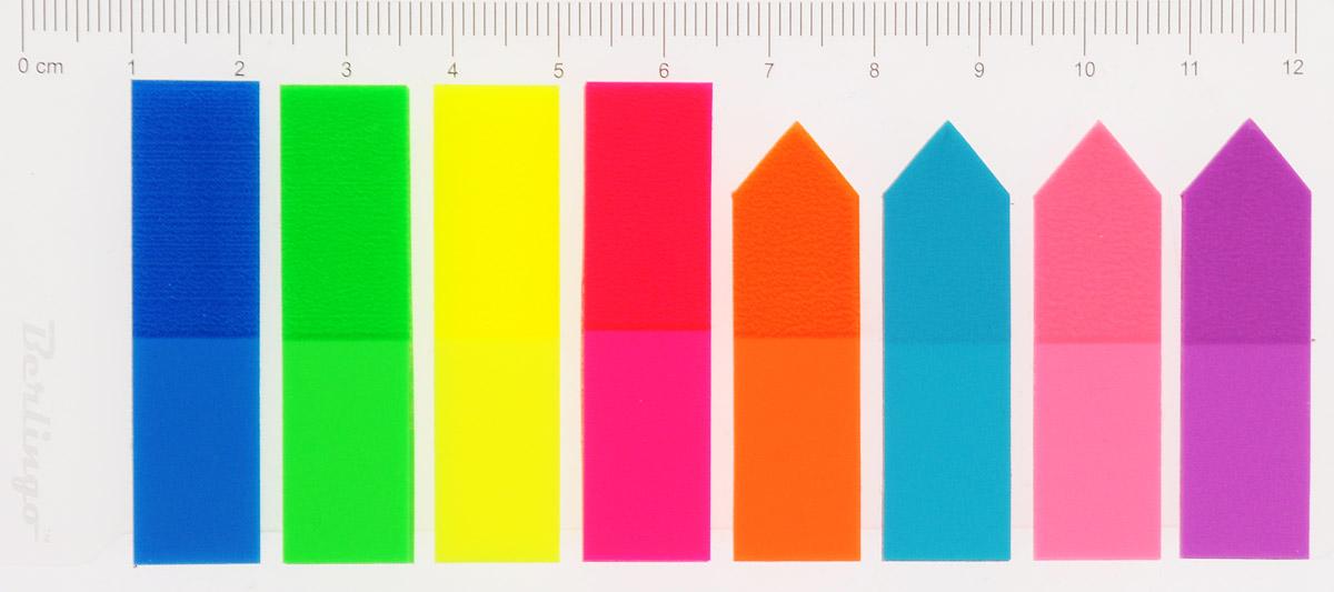Berlingo Бумага для заметок 25 листов2010440Самоклеящаяся пластиковая Бумага для заметок от Berlingo оснащена яркими неоновыми цветами.Такая бумага отлично подходит для крепления на любой поверхности. Легко отклеивается, не оставляя следов.