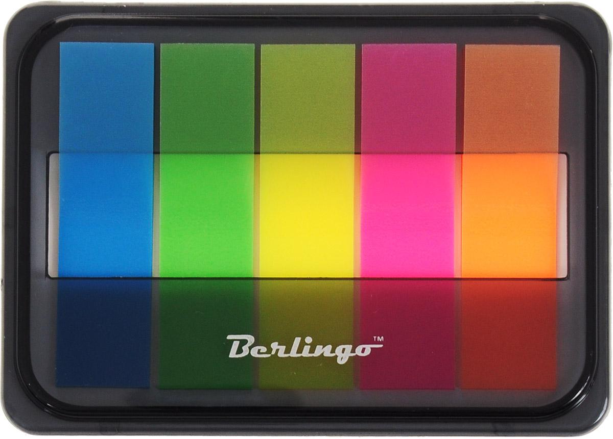Berlingo Бумага для заметок 1,2 х 4,5 см 20 листов