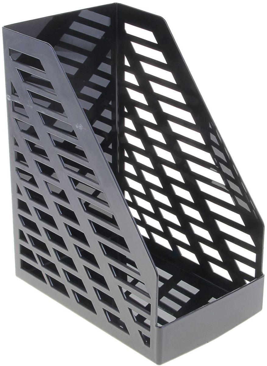 Стамм Лоток для бумаг вертикальный XXL цвет черный1083102