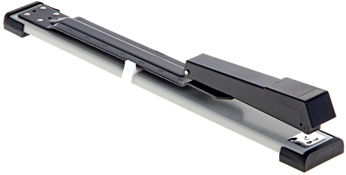 KW-Тrio Степлер №24/6-26/61098033Глубина захвата: до 317 мм от края.Вместимость корпуса: 210 скоб.Толщина прокола: до 20 листов.Цвета: черный+серый, хром.Тип степлера: брошюровочный.Цвет: серый.Использование скоб 24/6: да.Использование скоб 26/6: да.