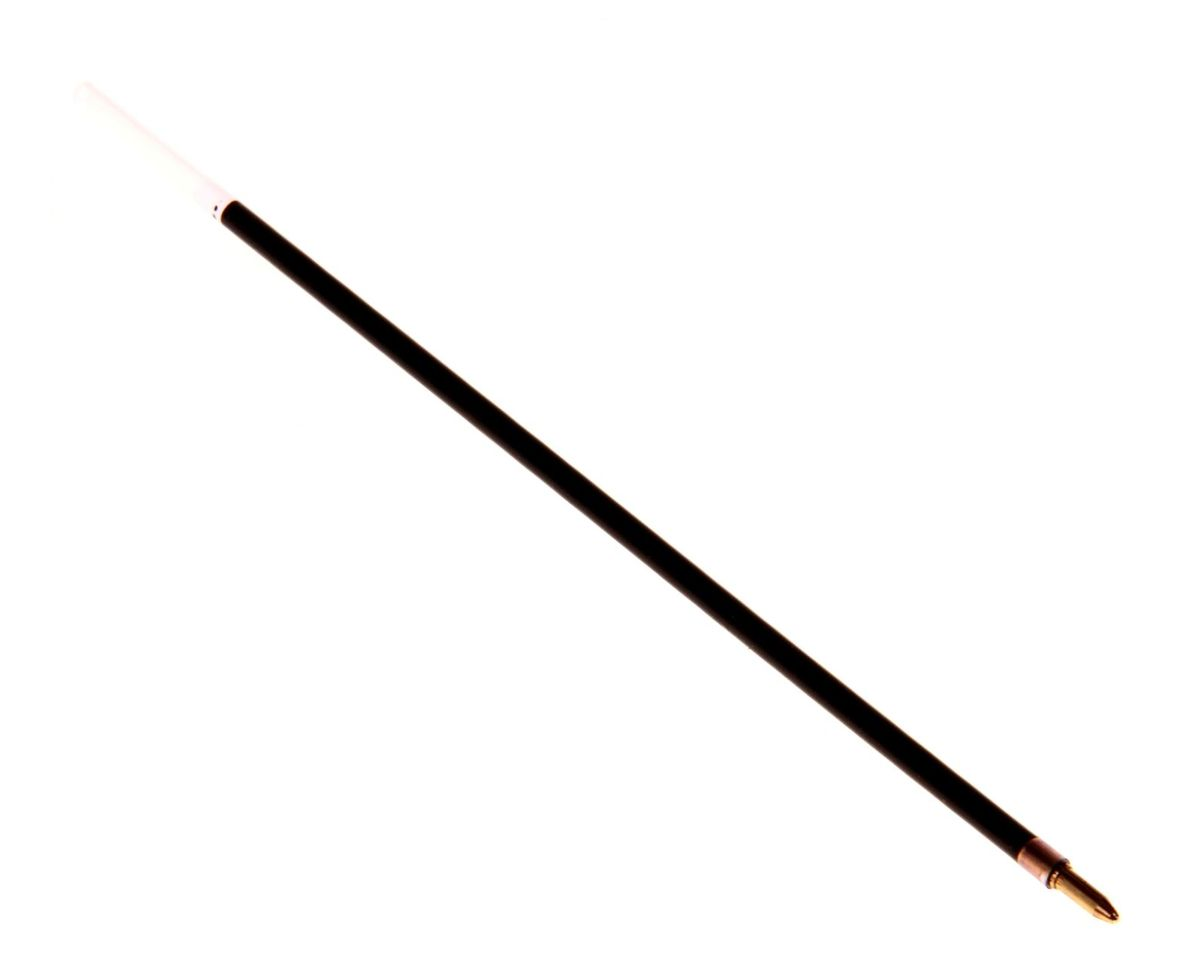 Стамм Стержень для шариковой ручки Corvina цвет черный72523WDПродлить жизнь любимой ручки – задача простая. Стержень шариковый 152 Corvina черный СТ24 легко вставляется и заменяется. Иметь комплект запасных стержней очень практично и удобно. Кроме того, это значительно сэкономит ваши финансы, потому что стержень стоит намного дешевле новой ручки.