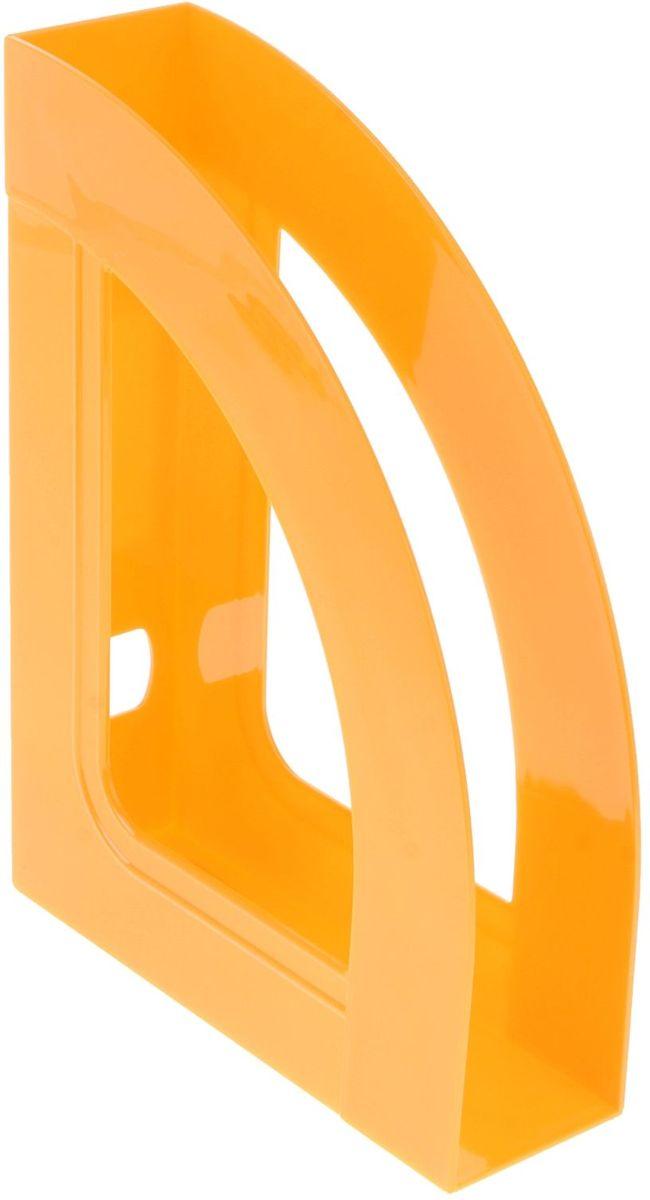 Стамм Лоток для бумаг вертикальный Респект цвет оранжевыйFS-00103Лоток для бумаг Стамм Респект выполнен в современном элегантном дизайне из высококачественного прочного пластика.Одно вместительное отделение для листов формата А4 с глянцевыми боковыми стенками скошенной формы. Лоток для бумаг станет незаменимым помощником для работы с бумагами дома или в офисе, а его стильный дизайн впишется в любой интерьер. Благодаря лотку для бумаг важные бумаги и документы всегда будут под рукой.