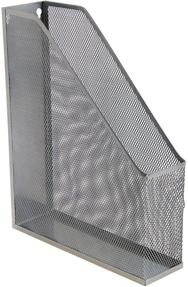 Лоток для бумаг вертикальный цвет серый548719