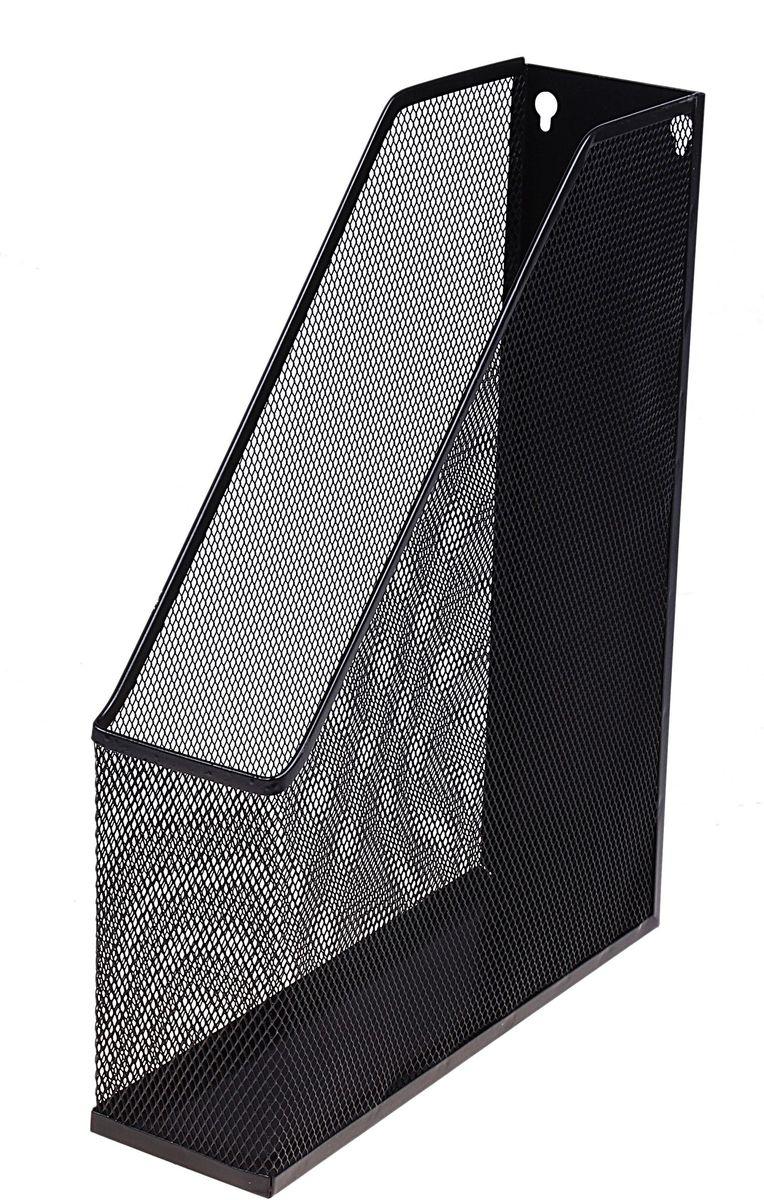 Лоток для бумаг вертикальный цвет черный548720