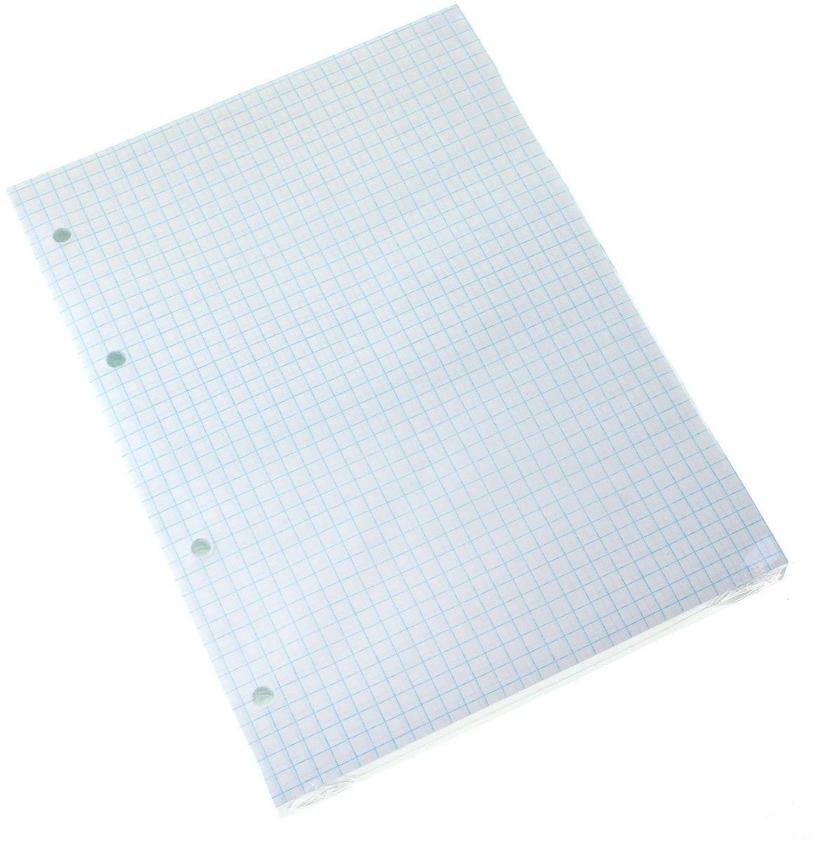КПК Сменный блок для тетради на кольцах формат A5 160 листов в клетку72523WDСменный блок в клетку КПК предназначен для тетрадей с кольцевым механизмом.Листы выполнены из бумаги белого цвета формата А5 в голубую клетку и имеют универсальную перфорацию.Идеально подходят для использования всех видов пишущих принадлежностей, включая гелевые, капиллярные и перьевые ручки.