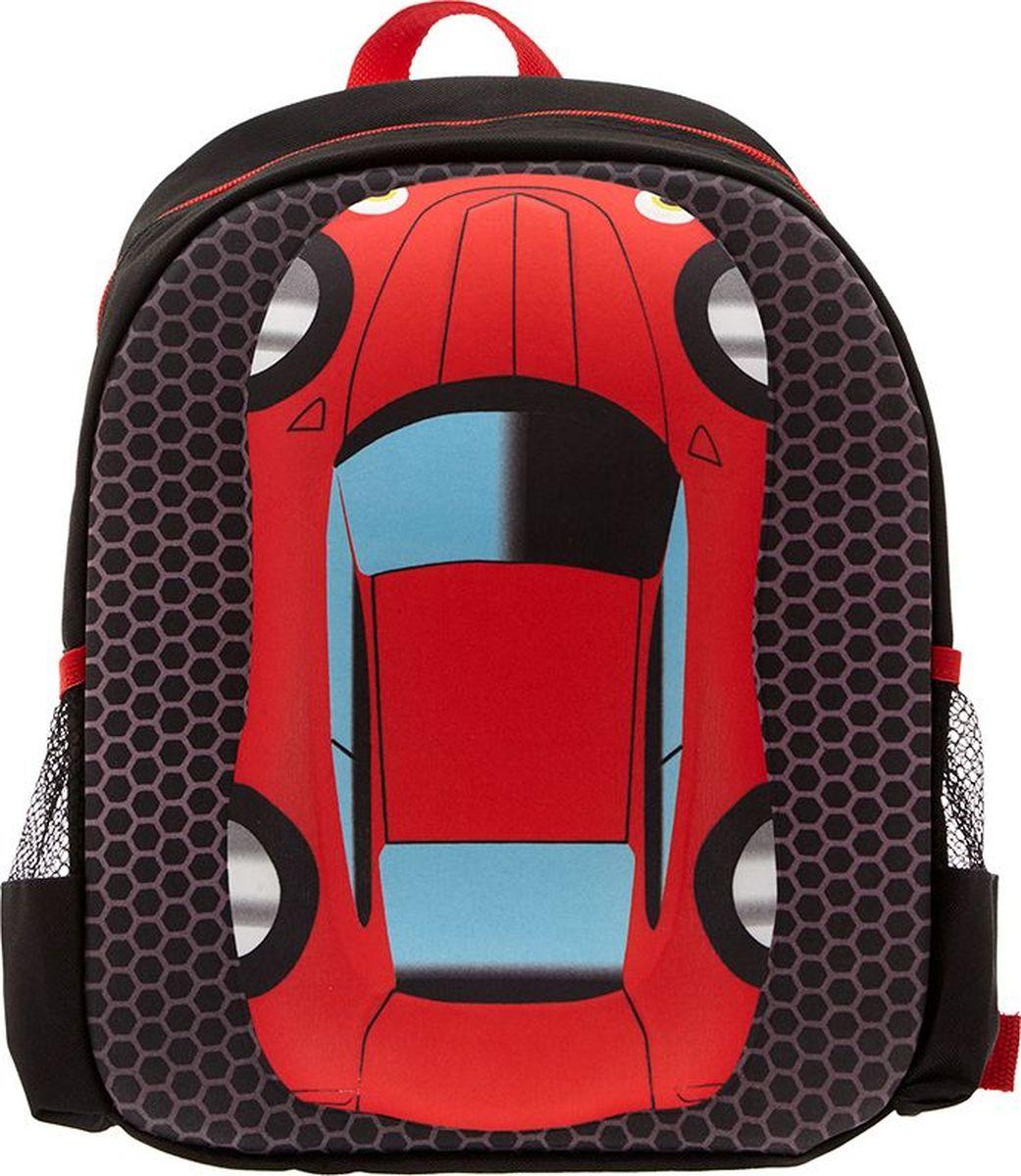 3D Bags Рюкзак детский Машина72523WDИдеально подходят для хранения важных и необходимых вещей, которые так необходимы маленьким героям на детской площадке, во время прогулки или на пикнике. Сделан из прочного, износоустойчивого полиэстера. Просторный внутренний отсек будет очень удобен в использовании. Лицевая сторона рюкзака на прочной основе выполнена в виде объемной машины . Отлично подходит для детей от 2-х до 5-ти лет.