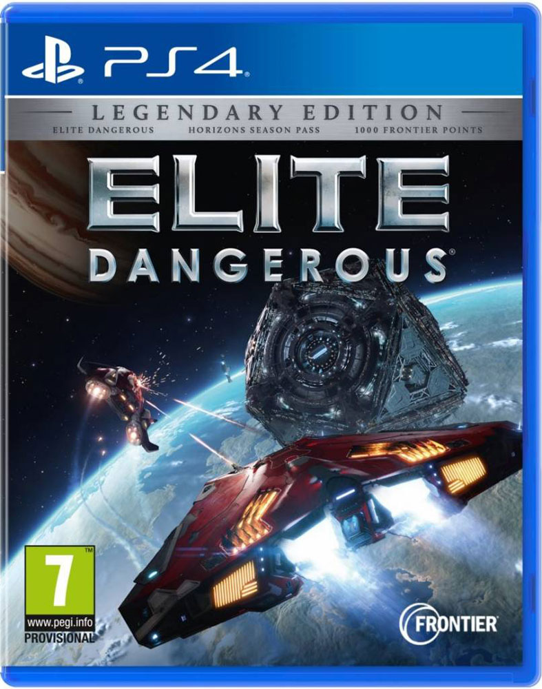 Elite Dangerous. Legendary Edition (PS4)
