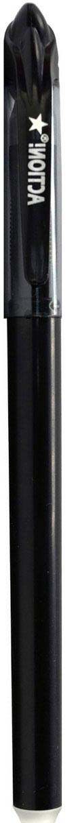 Action! Ручка гелевая стираемая цвет чернил черныйPP-304Гелевые ручки со стираемыми чернилами - так называемые ручки пиши-стирай - полезное изобретение для широкой аудитории: учащихся и их родителей, офисных сотрудников, пенсионеров. Такими ручками можно выполнять домашние задания в школе, не переводя множество черновиков и не переписывая упражнения по много раз из-за выполненных ошибок и помарок. Стираемыми ручками удобно заполнять различные бланки в официальных учреждениях, делать временные пометки в рабочих документах и разгадывать кроссворды. Выполненная надпись стирается без следа специальным ластиком, расположенным на торце ручки.