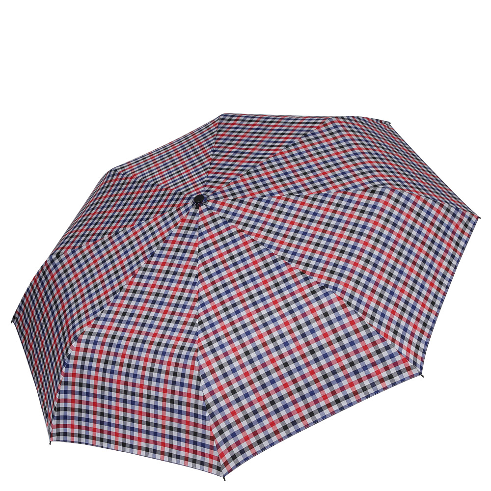 Зонт женский Fabretti, цвет: красный. FCH-845100095/32793/3500NКлассический зонт - полный автомат от итальянского бренда Fabretti. Материал купола - эпонж, обладает высокой прочностью и износостойкостью. Вода на куполе из такого материала скатывается каплями вниз, а не впитывается, на нем практически не видны следы изгибов. Эргономичная ручка сделана из высококачественного пластика-полиуретана с противоскользящей обработкой.