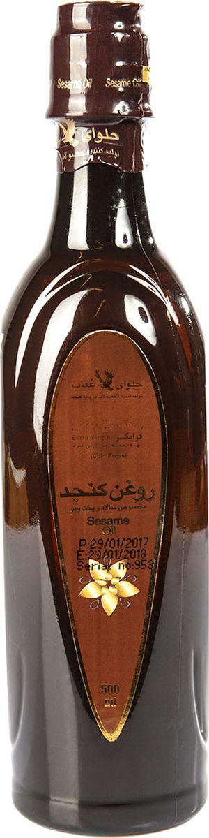 Oghab масло кунжутное, 500 г0120710Кунжутное масло Компании Oghab извлекают из семян кунжута посредством холодного отжима. В Иране особенно бережно относятся к кунжуту, его выращивают в условиях уникального климата страны и употребляют в пищу без специальной обработки, очень редко шлифуют, что позволяет сохранить все его природные качества. Очень высоко содержание кальция в продукте, всего одна чайная ложка кунжутного масла обеспечивает суточную потребность взрослого человека. Кунжутное масло обладает высокой питательной ценностью. В его состав природа собрала огромное количество необходимых для правильного функционирования нашего организма витаминов (в том числе витамины группы B, Е, А, D, С и т.д.), жирных кислот, аминокислот, микроэлементов, антиоксидантов, фосфолипидов, фитостеролов и других биологически активных веществ, причем состав идеально сбалансирован для нашего организма.