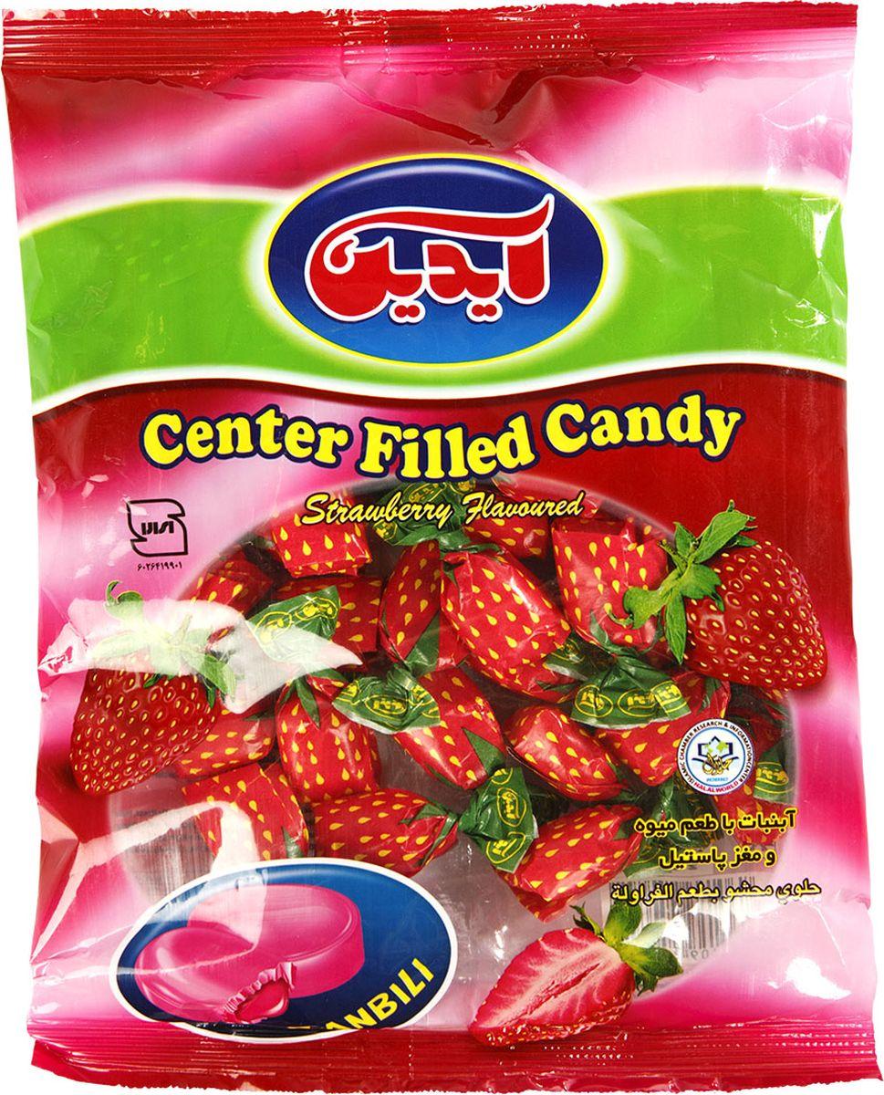 Aidin конфеты с клубничным вкусом, 260 г