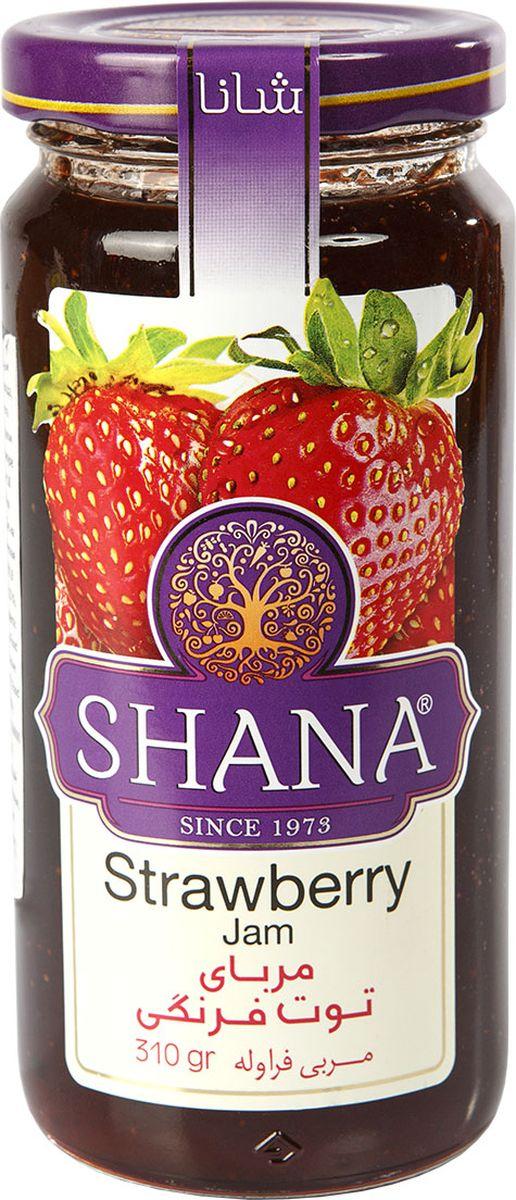Shana джем клубничный, 310 г1093ДжемыShana- это не только душистое и вкусное лакомство, но и хороший способ сохранения витаминов лета. Джемыготовятся таким образом, чтобы ингредиенты сохраняли свою форму. Вы сможете полакомиться кусочками фруктов и соцветиями, и получите удовольствие от ощущения натуральности продукта. Сироп в джемахShana присутствует только в необходимом количестве, основную массу джемов составляют фрукты, ягоды и другие компоненты. Клубничный джем, так же, как и варенье из клубники, оказывает положительное влияние на организм в том случае, если не злоупотреблять им. Коренным отличием клубничного джема от варенья является то, что при приготовлении джема нет необходимости сохранять форму ягод. Кроме того, в джем часто добавляют желирующие продукты, чтобы его консистенция была максимально вязкой.