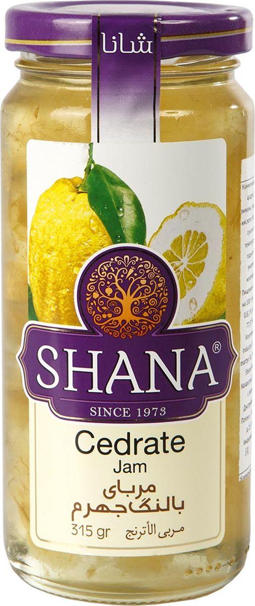 Shana джем из цедры лимона, 315 г0120710ДжемыShana- это не только душистое и вкусное лакомство, но и хороший способ сохранения витаминов лета.Джемы готовятся таким образом, чтобы ингредиенты сохраняли свою форму. Вы сможете полакомиться кусочками фруктов и соцветиями и получите удовольствие от ощущения натуральности продукта. Сироп в джемахShana присутствует только в необходимом количестве, основную массу джемов составляют фрукты, ягоды и другие компоненты. В лимонной цедре содержится большое количество витаминов и минералов, которые нужны нашему организму для нормальной жизнедеятельности.