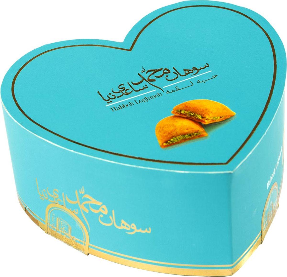 Sohan хаббе иранская сладость, 259 г6260008904913Сохан хаббе – это необыкновенное лакомство из Ирана. Одну из самых необычных восточных сладостей изготавливают из пророщенной пшеницы, ядрышек миндаля и фисташек и эссенции с нежным цветочным ароматом. Благодаря такому оригинальному сочетанию вкус иранской халвы получается просто удивительным и аналогов этому десерту нет.