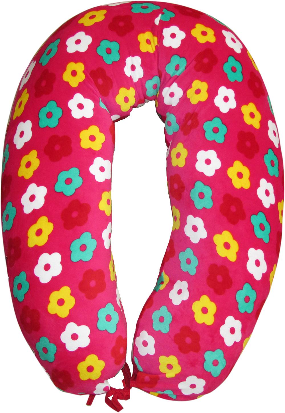 40 недель Подушка для кормящих и беременных цвет розовый желтый зеленый 190 смБХВ-190/Многофункциональная подушка с наполнителем из холлофайбера подходит для кормления и отдыха - обеспечивает комфорт мамы и малыша.В период беременности ее удобно использовать, подкладывая под живот или спину. Для уменьшения нагрузки на спину, плечи, руки и шею во время кормления расположите подушку вокруг талии. Для поддержания ребенка в различных положениях и зашиты его от падения, следует поместить малыша в центр подушки.Модель со съемным чехлом из хлопкового полотна (велюр).Размер 190 х 30 см.