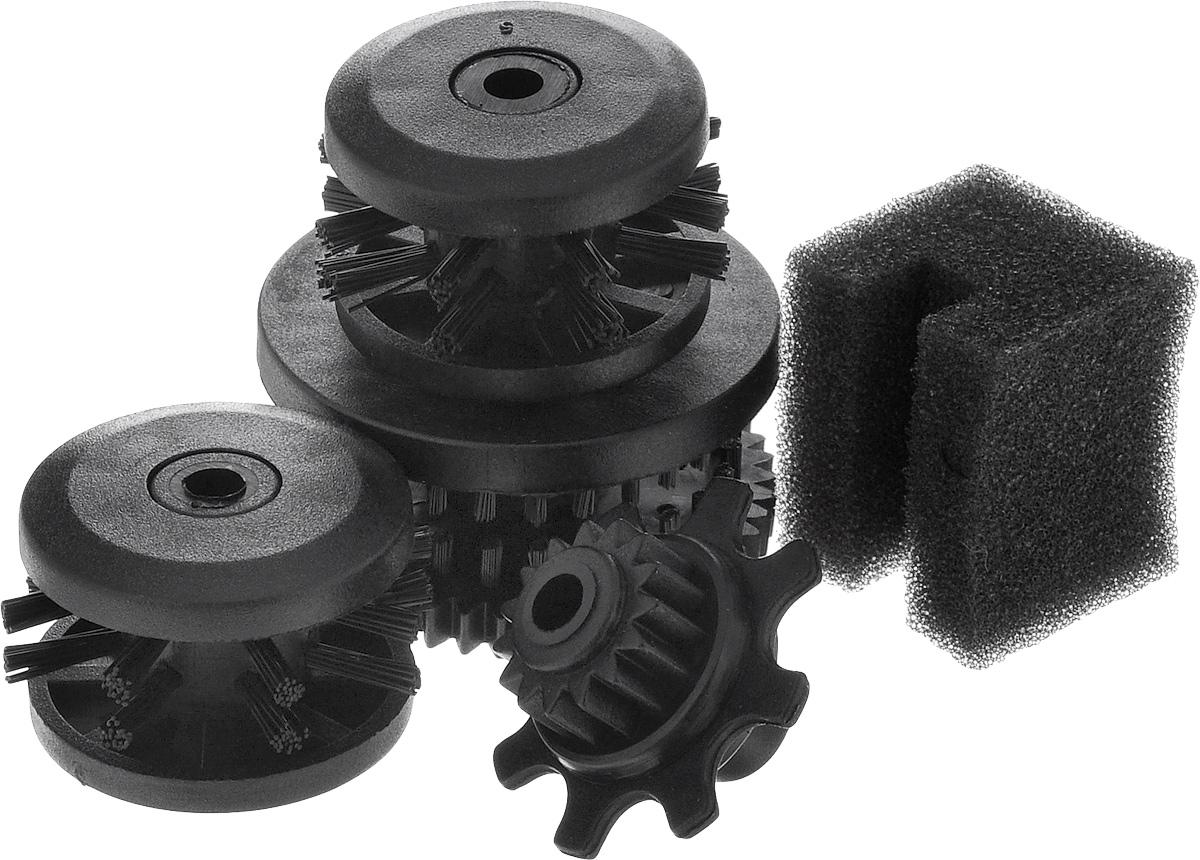 Комплект щеток To Be, для машинки очистки цепиZ90 blackКомплект щеток To Be предназначен для машинки очистки цепи. В комплекте 4 четырехсторонние щетки и поролоновая насадка, которые обеспечивают простую очистку цепи. Можно использовать с цитрусовым обезжиривателем.