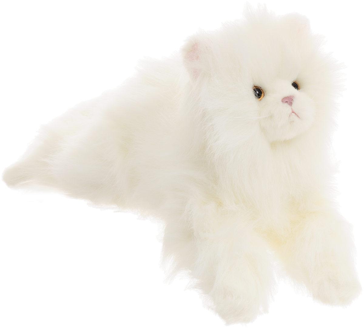 Мягкая игрушка Russ Кошка прицесса, цвет: белый, 67 см кошка игрушка анжела