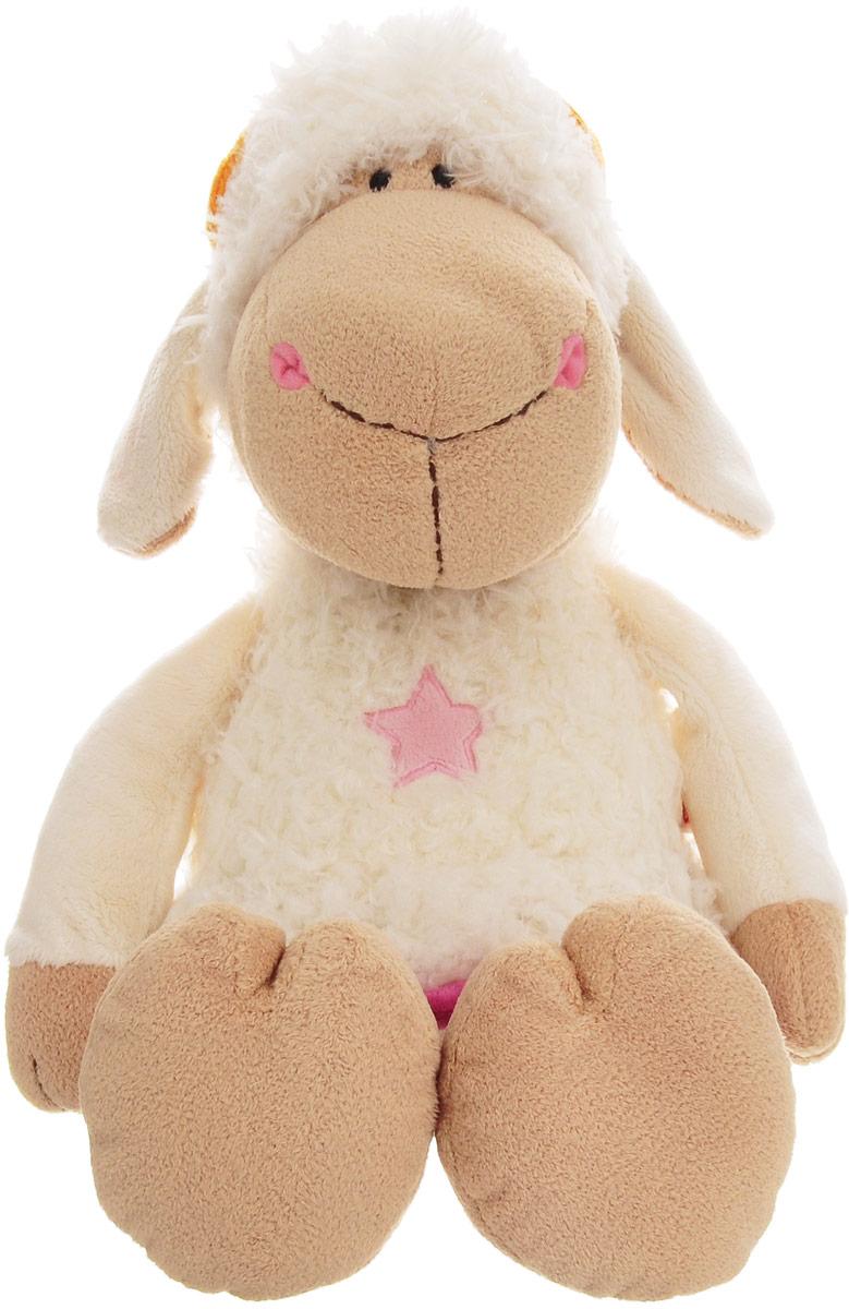 Мягкая игрушка Nici Овечка Эми, сидячая, 50 см мягкая игрушка овечка эми 35 см nici 36330