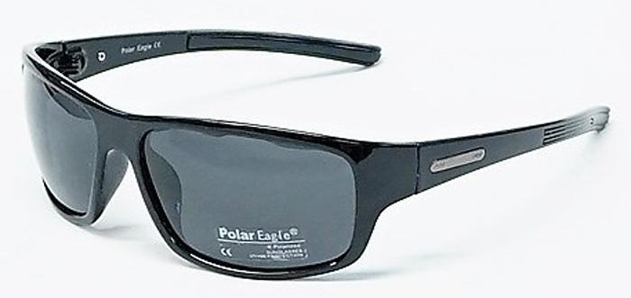 Очки солнцезащитные мужские Polar Eagle, цвет: черный. PH6302BM8434-58AEСолнцезащитные очки Polar Eagle выполнены из качественного материала. Линзы очков не пропускают вредоносные солнечные лучи, повышают контрастность цветовосприятия, не искажают изображение. Легкая и комфортная оправа выполнена из пластика.Такие очки подчеркнут вашу индивидуальность и сделают ваш образ завершенным.
