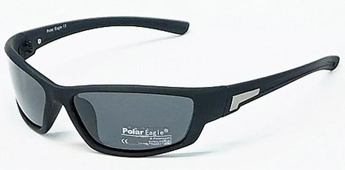 Очки солнцезащитные мужские Polar Eagle, цвет: черный. PH6303INT-06501Очки солнцезащитные с поляризацией для активного образа жизни. Основные особенности: Не пропускают ультрафиолетовое излучениеПовышают контрастность цветовосприятияОтсекают бликиЛегкая и комфортная оправаМатериал: высококачественный пластик, металл