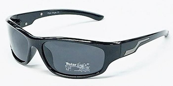 Очки солнцезащитные мужские Polar Eagle, цвет: черный. PH6306BM8434-58AEСолнцезащитные очки Polar Eagle выполнены из качественного материала. Линзы очков не пропускают вредоносные солнечные лучи, повышают контрастность цветовосприятия, не искажают изображение. Легкая и комфортная оправа выполнена из пластика.Такие очки подчеркнут вашу индивидуальность и сделают ваш образ завершенным.